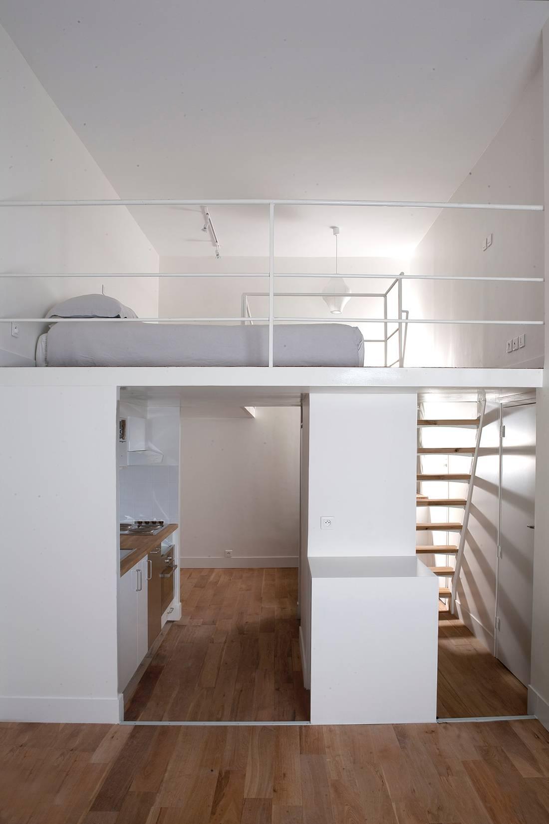 agencement-petite-surface-par-nea-architect-paris - nea architects