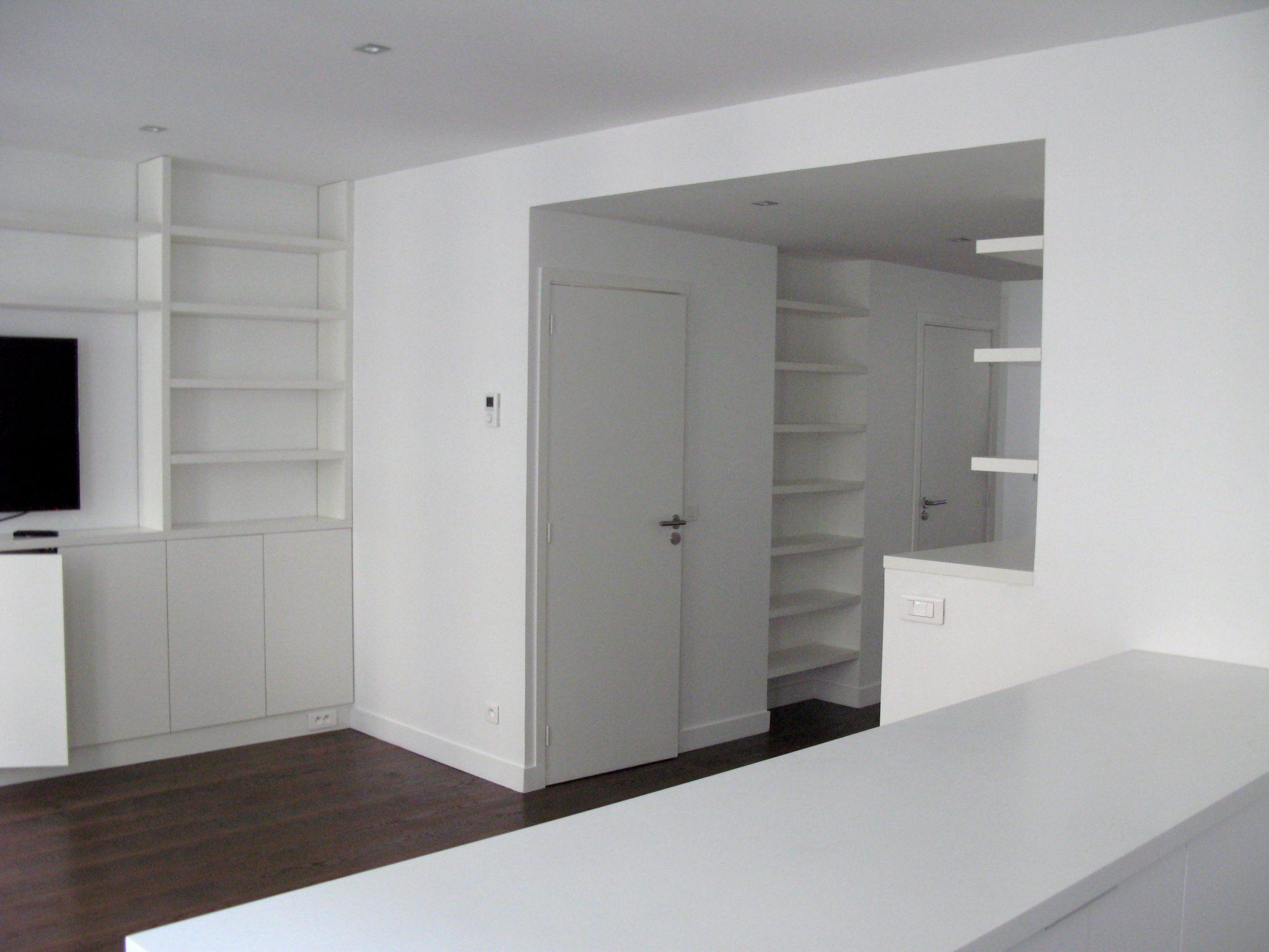 Appartement y a paris nea architects agence d 39 architecture for Agence logement