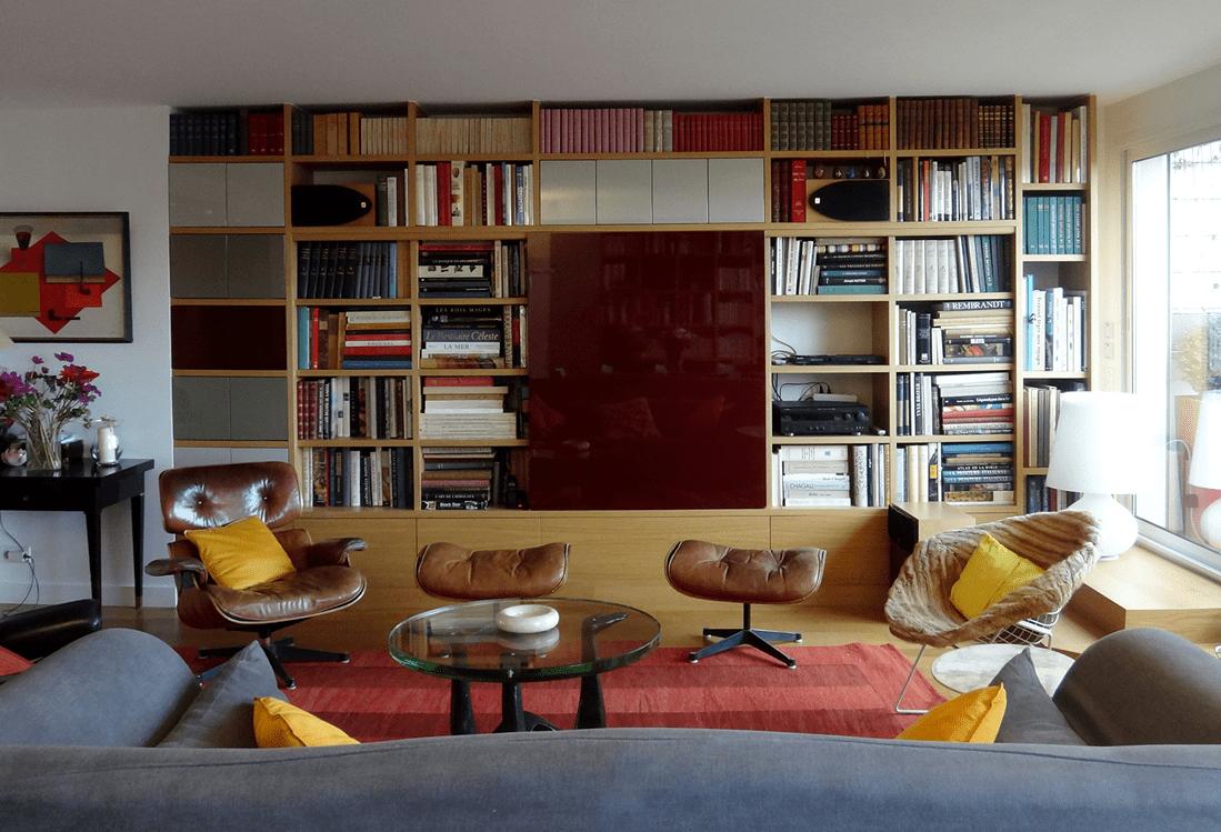 Appartement lcd nea architects agence d 39 architecture paris for Agence logement
